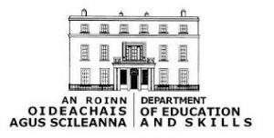 Approved by the Department of Education and Skills