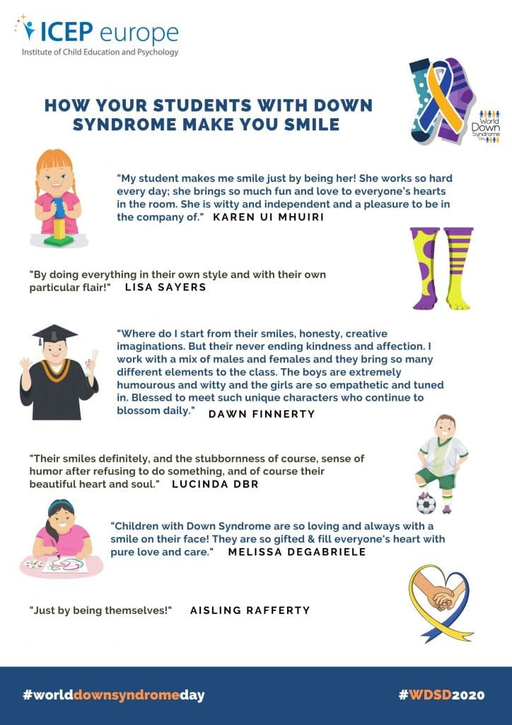 Students with Down Syndrome